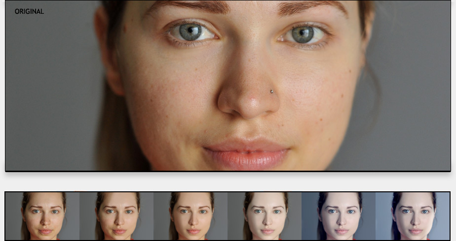 Retouching Portrait Tutorial