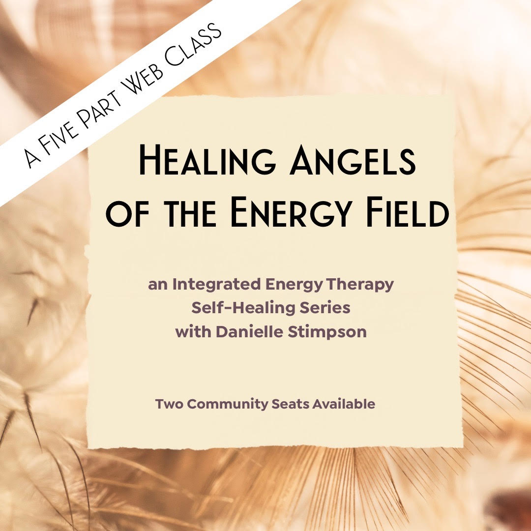 Healing Angels of the Energy Field image