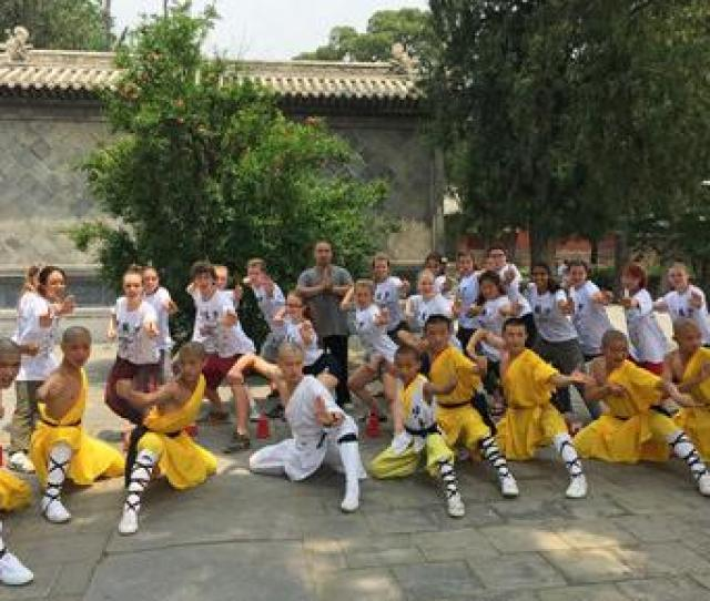Best Fit Shaolin Kung Fu School In China