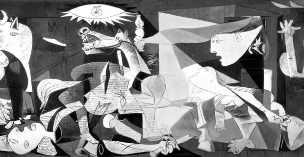 Pablo-Picasso-Guernica