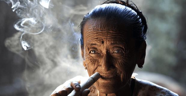 Burmese-woman