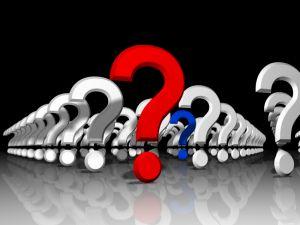 Spanish punctuation question mark