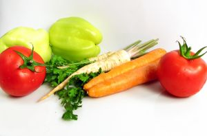 Spanish vegetable words