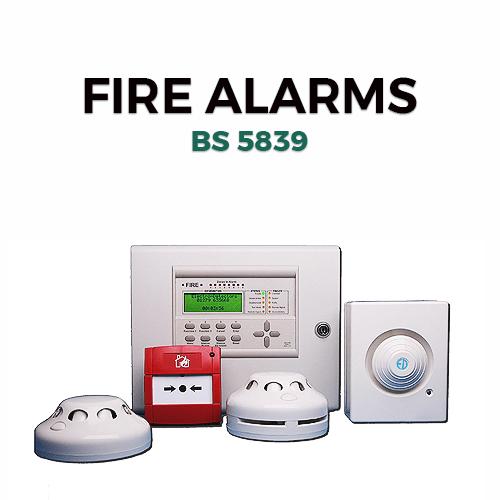 Wireless Fire Alarm System Bs 5839