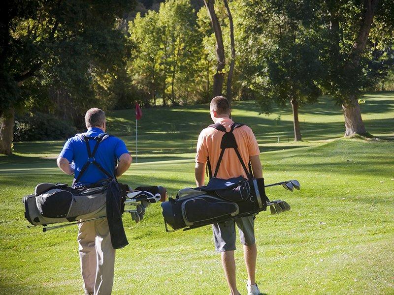 Older Golfers