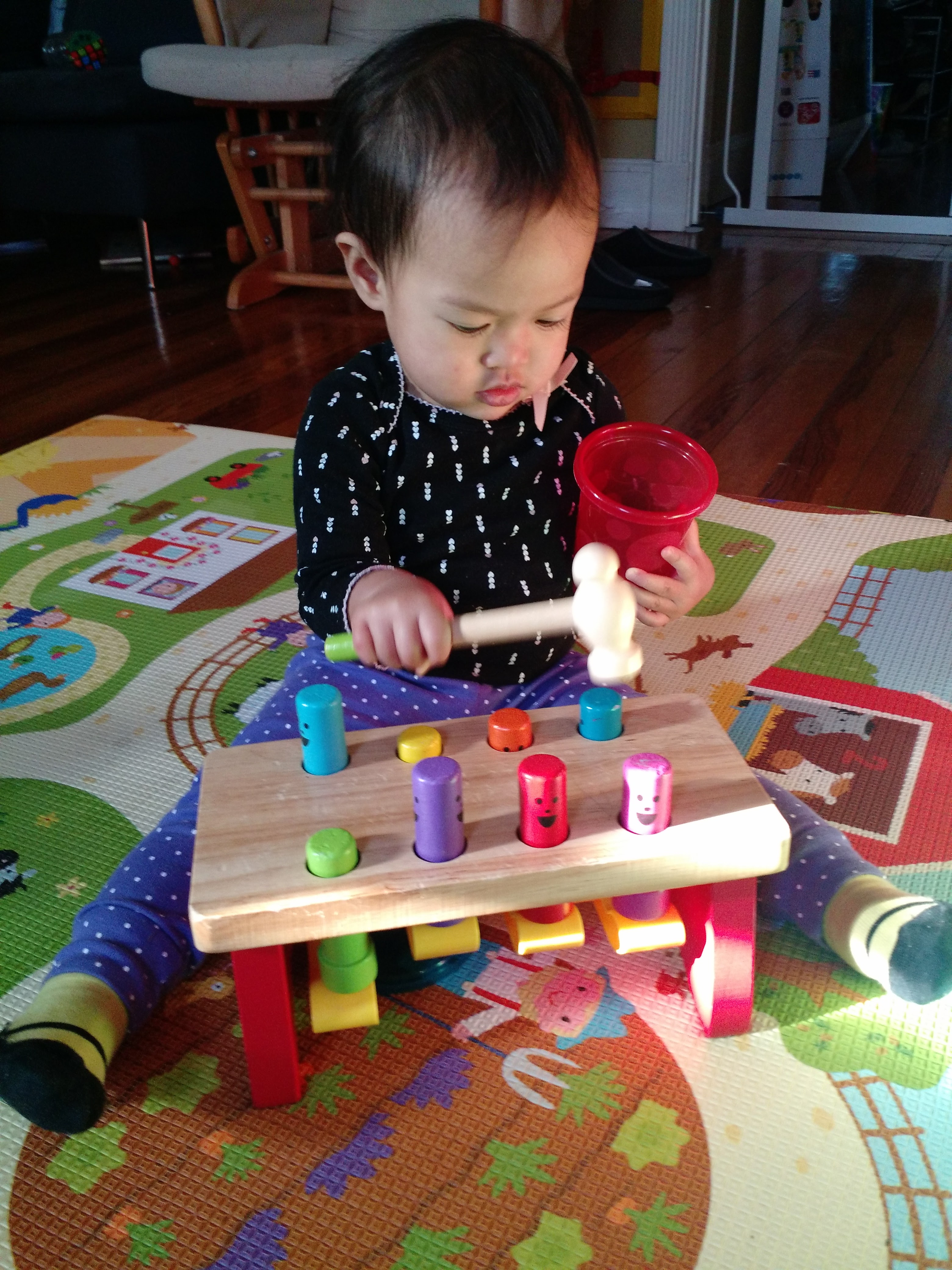 Your Child Turns 1 What To Get Toys For 12 18 Months Old