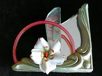 Marianne Schliwinski for Joli Coeur by Dante Gabriel Rossetti