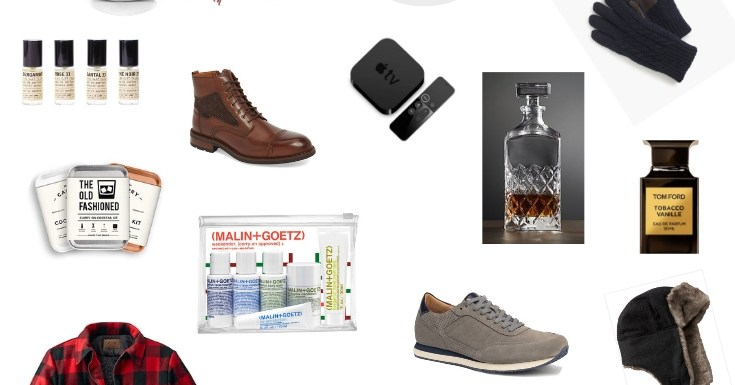 The Ultimate Holiday Gift Guide: For The Man In Your Life