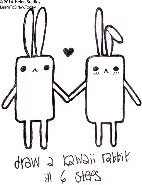 dessin kawaii : Learn To Draw