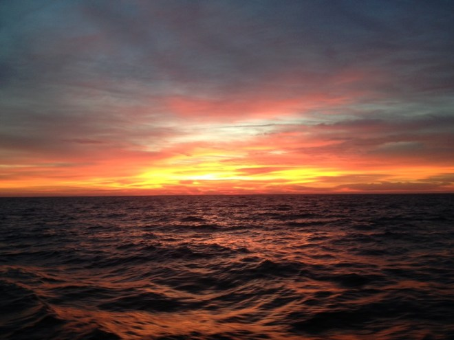 Offshore Sunrise
