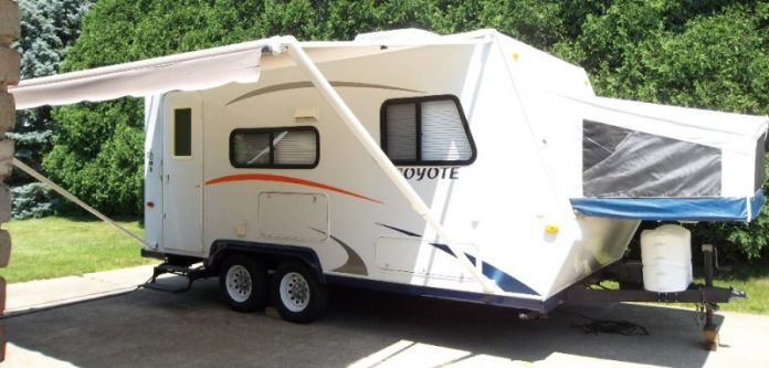 HybridExpandable Camper  Pros and Cons  Learn To RV