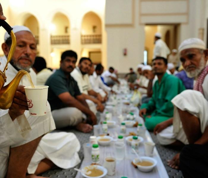 Fasting and taqwa