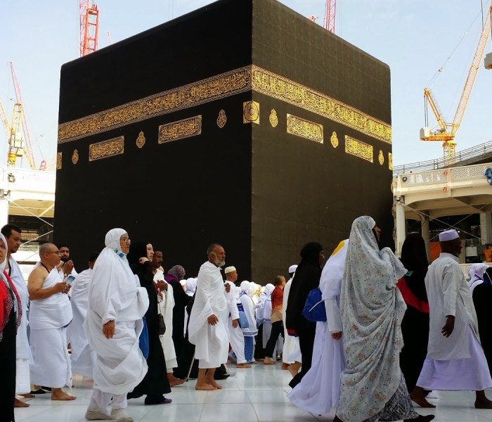 Guide to do Umrah