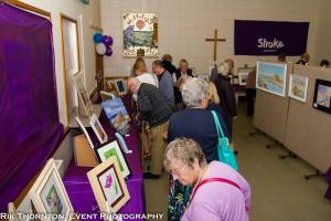photo of stroke association exhibition 1