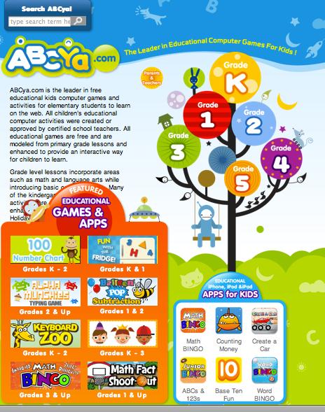 Abcya Com Games 3 Grade Games World