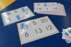 Numicon bingo