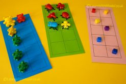 Tens frame games