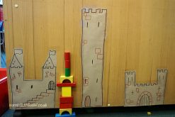 Taller and Shorter Towers