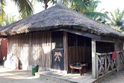 Home sweet hut