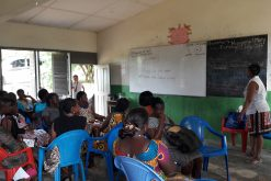 My Ghanaian classroom