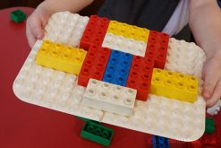 Symmetry in Action: Lego