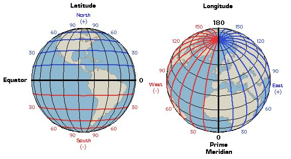 Image result for world latitude