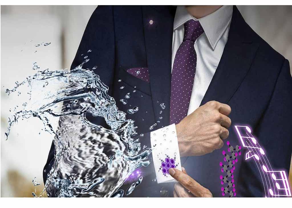 Nano Fabrics, Smart Textile, E-Textile   Evolution of Textile  