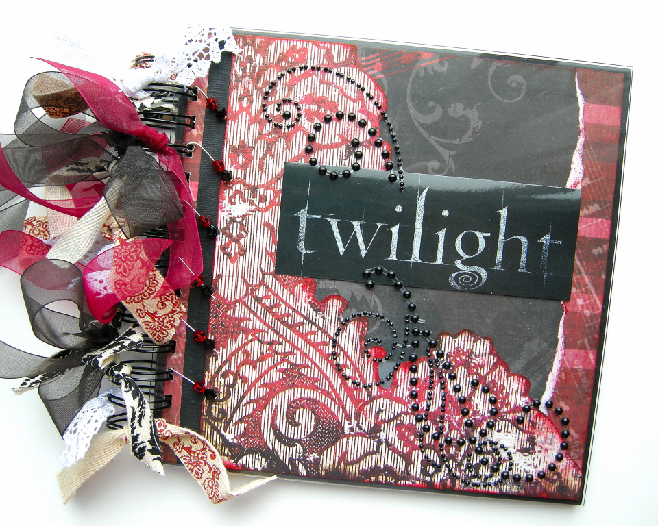 ~ Twilight Minibook (and other Twi-related stuff...) (1/6)