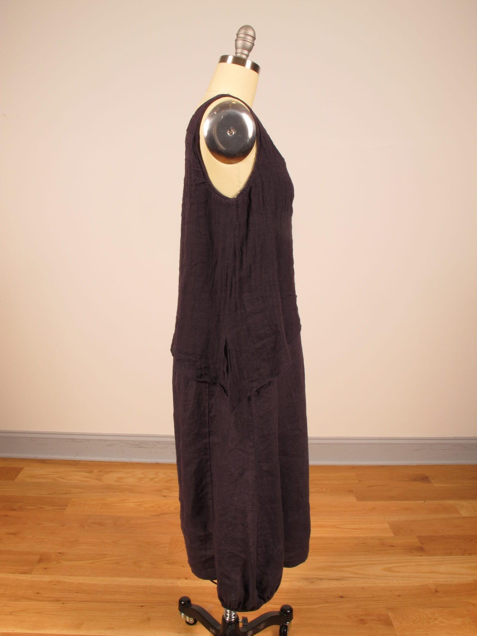 9a15b720f86 Luna Luz. Garment Dyed Gauze Dress. - Lea s
