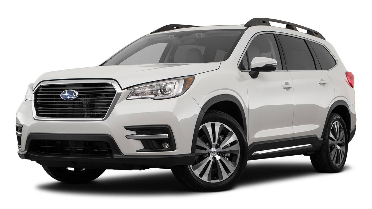 Lease A 2019 Subaru Ascent Automatic Awd In Canada