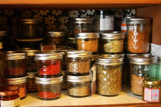 condo food inventory
