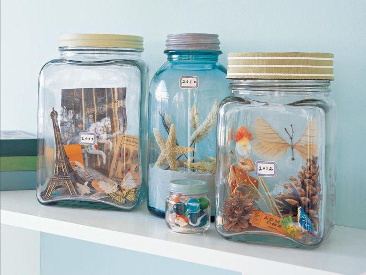 condo vacation jar