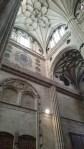 neue Kathedrale Salamanca