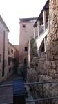 Ort der dunklen Magie des Satans in Salamanca