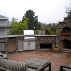 Outdoor Kitchen Pizza Oven Design Marietta Remodeling On Pinterest Ovens