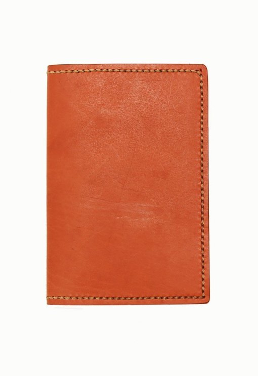 Leather.PH Traveler's Wallet - Tan