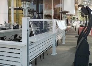 Custom outdoor enclosure