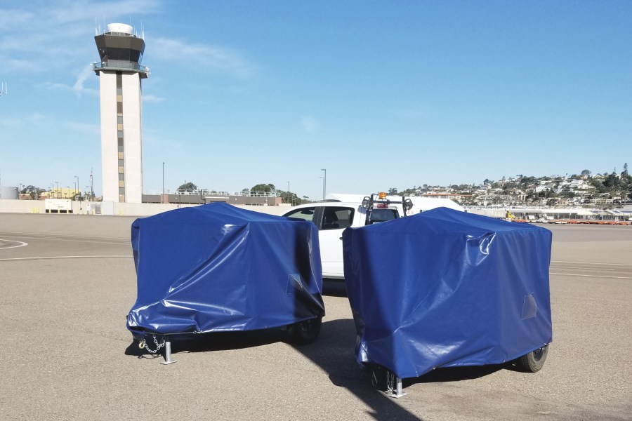 Airport Equipment Covers