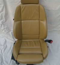 BMW Leather Interior Repairs