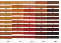Pics For > Brown Colour Chart