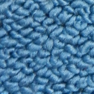 522 Lt. Blue Classic Restoration Loop Pile Carpet