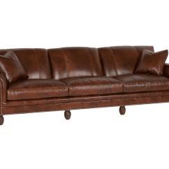 Long Sofas Leather Grey Microfiber Sofa Classic Bonaire 2209