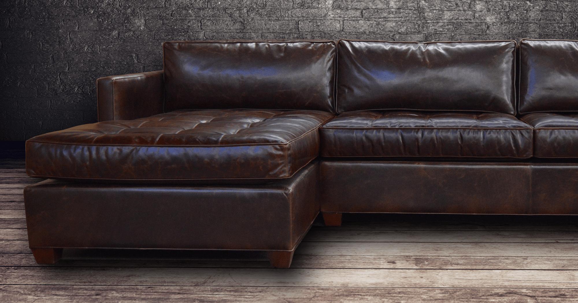 leather sofa phoenix arizona black slipcovers american made furniture sofas