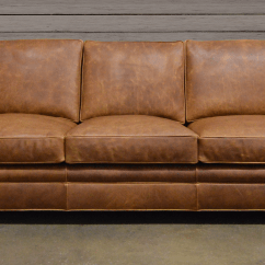 Leather Sofa And Chairs Murphy Bed Kit American Made Furniture Sofas