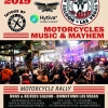 Rally in the Alley and Vegas Bike Week Oct. 2-6 2019