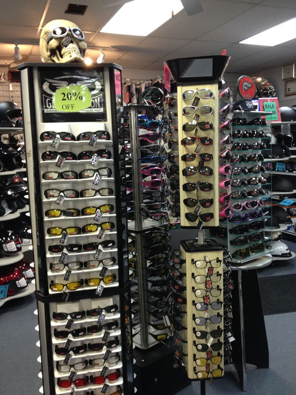 20% off Sunglasses, all of them!