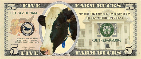 Run The Farm Bucks