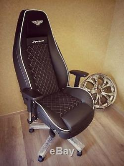 09 Bentley Continental Gt Office Chair Oem Seat