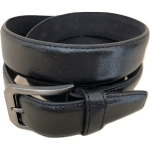Dress Up Men's Buffalo Leather Belt