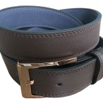 Pool Pocker 06290 Men's Leather Jean Belt